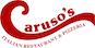 Caruso's Pizza & Pasta Italian Eatery logo