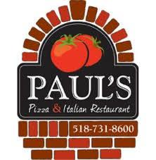 Paul's Pizza Shop