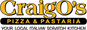 Craig O's Pizza & Pastaria logo