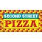 Second Street Pizza logo