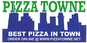 Pizza Towne logo