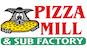 Pizza Mill & Sub Factory logo
