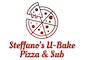 Steffano's U Bake Pizza & Sub  logo