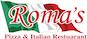 Roma's Italian logo