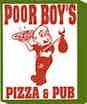Poor Boy's Pizza & Pub logo