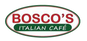 Bosco's Pizza logo