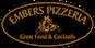 Embers Pizzeria logo