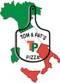 Tom & Pat's Pizza logo