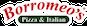 Borromeo's Pizza & Italian logo