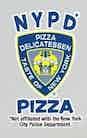 NYPD Pizzeria logo