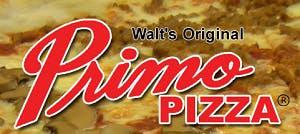 Walt's Original Primo Pizza