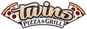 Twin's Pizza Pasta & More logo