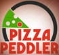 Pizza Peddler  logo