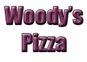 Woody's Pizza logo