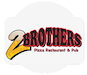 2 Brothers Pizza logo
