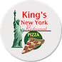 King's New York Pizza & Restaurant logo