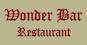 Wonder Bar Restaurant logo