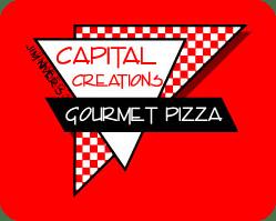 Capital Creations Gourmet Pizza
