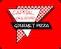 Capital Creations Gourmet Pizza logo
