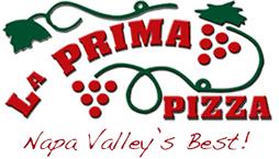 La Prima Pizza  logo