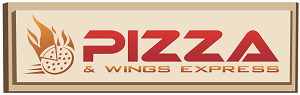Pizza & Wings Express logo
