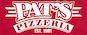 Pat's Pizzeria logo