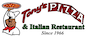 Tony's Pizza & Italian Restaurant logo