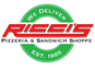 Ricci's Pizzeria logo