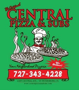 Central Pizza & Subs