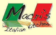 Macri's Italian Kitchen