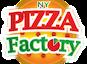 NY Pizza Factory logo