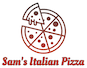 Sam's Italian Pizza logo