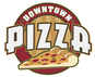 Downtown Pizza logo
