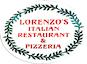 Lorenzo's Italian Restaurant & Pizzeria logo