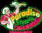 Paradise Pizzeria logo