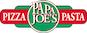 Papa Joe's Pizza & Pasta logo