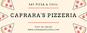 Caprara's Pizzeria logo