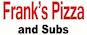 Frank's Pizza & Subs logo