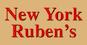 New York Ruben's logo