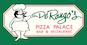 DeRangos Pizza Palace logo