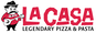 La Casa Pizzeria West logo