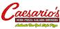 Caesario's Pizza & Subs logo
