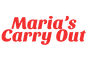 Maria's Carry Out logo