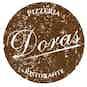 Dora's Pizza logo