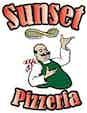 Sunset Pizzeria logo