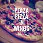 Plaza Pizza-N-Wings logo