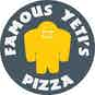 Famous Yeti's Pizza logo