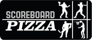 Scoreboard Pizza