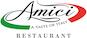 Amici Italian Eatery logo