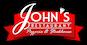 John's Restaurant & Pizzeria logo